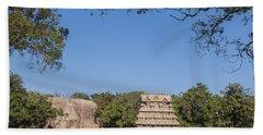 Mamallapuram, Ganesha Ratha Hand Towel