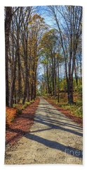 Maple Lane Old Fairgrounds Road Nh Bath Towel