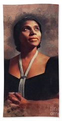 Marian Anderson, Music Legend Hand Towel
