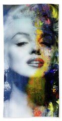 Marilyn Duality Hand Towel