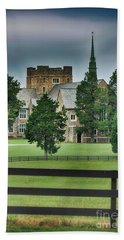 Mary Hall, Berry College Hand Towel