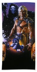 Masters Of The Universe Bath Towel