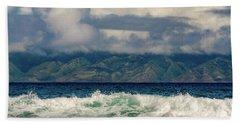 Maui Breakers II Bath Towel