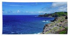 Maui Coast Bath Towel