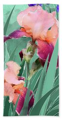 May Garden Bath Towel