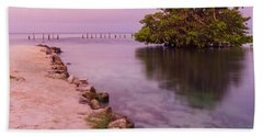 Mayan Sea Reflection 2 Hand Towel