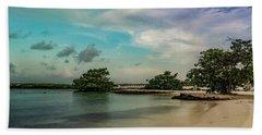 Mayan Shore 2 Hand Towel