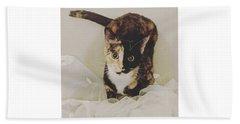 Cat Bath Towels