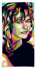 Meg Ryan Bath Towel