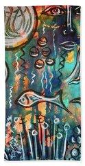 Mermaids Dream Hand Towel