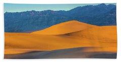 Mesquite Flats Sunsrise Bath Towel