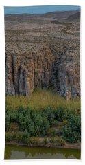 Mexican Box Canyon Bath Towel