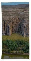Mexican Box Canyon Bath Towel