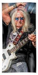 Mick Box Uriah Heep Hand Towel