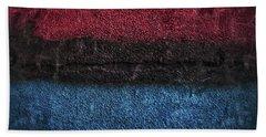 Middle Passage Blues Hand Towel