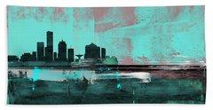 Designs Similar to Milwaukee Abstract Skyline II
