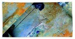 Modern Art ..abstract 1  Hand Towel