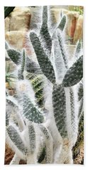 Mojave Prickly Pear Hand Towel