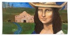 Mona Texas Hand Towel