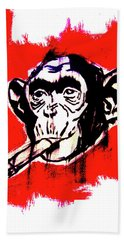Monkey Business Hand Towel