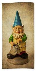 Moody Garden Gnome Hand Towel