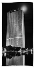 Moon Over Corning Hand Towel