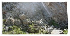 Morro Rock Cluster Bath Towel