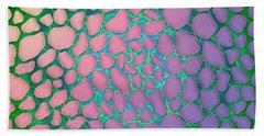 Mosaic Bath Towel