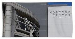 Moscone Center Bath Towel