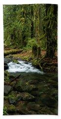 Mossy Cascade Bath Towel