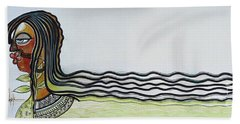 Mother Earth Hand Towel