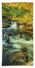 Mountain Brook Fairgrounds Road Bradford New Hampshire Bath Towel