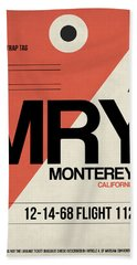 Mry Monterey Luggage Tag I Hand Towel