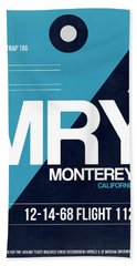 Mry Monterey Luggage Tag II Hand Towel