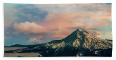 Mt Hood Bath Towel