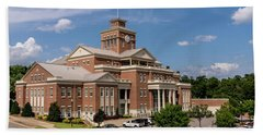 Municipal Building - North Augusta Sc Bath Towel