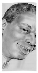 Nat King Cole Bath Towel