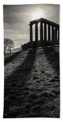 National Monument Of Scotland Hand Towel