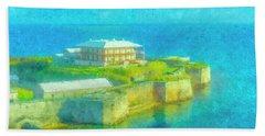 National Museum Of Bermuda Bath Towel