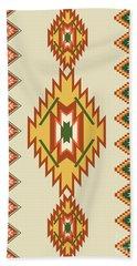 Native American Rug Hand Towel