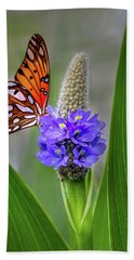 Bath Towel featuring the photograph Nature's Beauty by James Woody