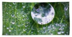 Natures Crystal Ball Hand Towel