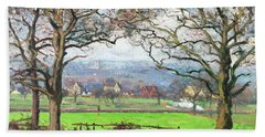 Near Sydenham Hill - Digital Remastered Edition Bath Towel
