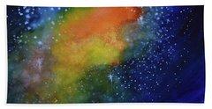Nebula Creation Hand Towel
