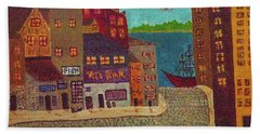 New Bedford Hand Towel