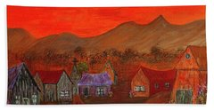New Mexico Dreaming Hand Towel