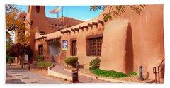 New Mexico Museum Of Art Bath Towel