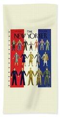 New Yorker July 3rd 1943 Bath Towel