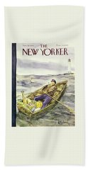 New Yorker November 30 1946 Bath Towel
