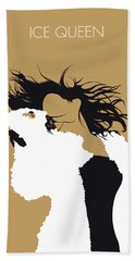 No240 My Within Tempation Minimal Music Poster Bath Towel